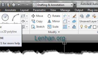 AutoCAD Tool Tips – Mẹo sử dụng các công cụ AutoCAD 2014