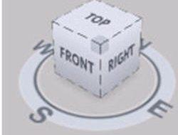 Tìm hiểu chức năng View Cube trong Autocad