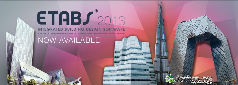 Etabs 2013 full download