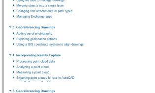 Quà tặng – Bộ video giới thiệu các tính năng mới trong Autocad 2014 từ lynda.com