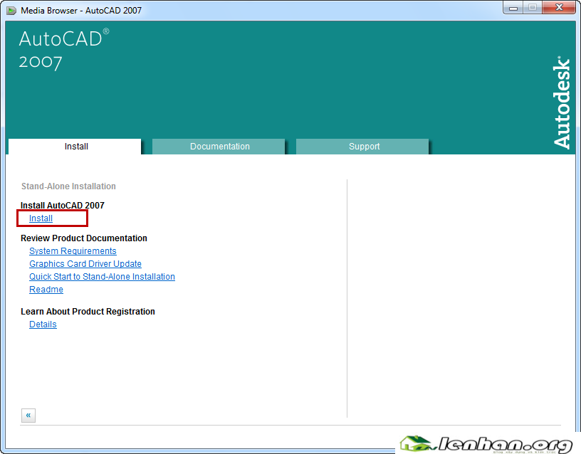 download autocad 2007
