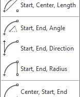Mẹo sử dụng cad: Vẽ cung tròn bằng lệnh Arc với chiều dài cụ thể