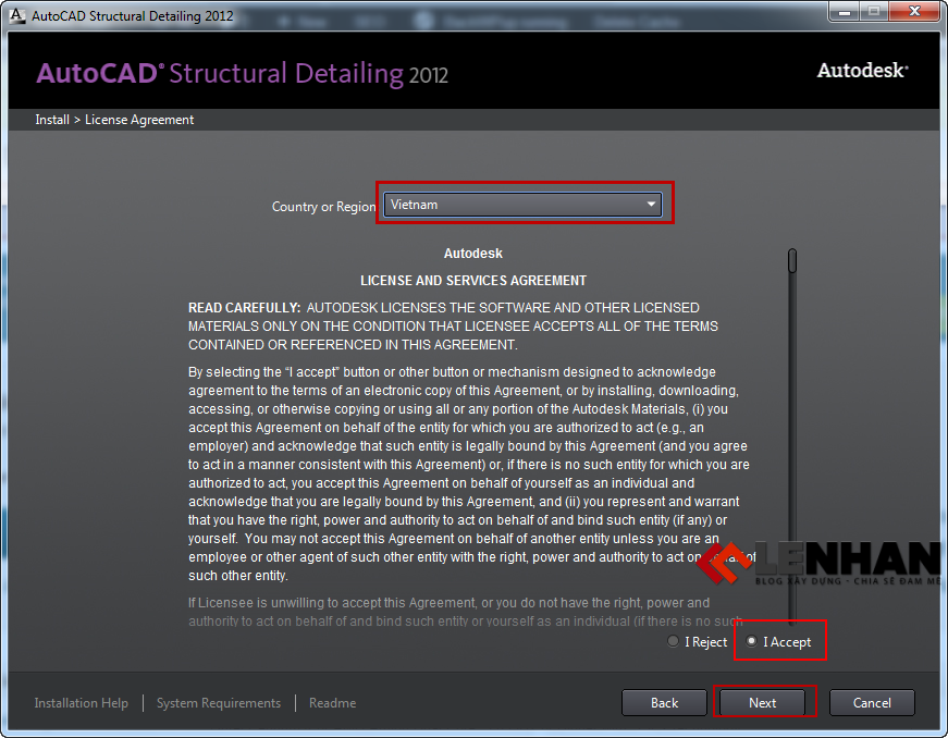 Crack AutoCAD Structural Detailing