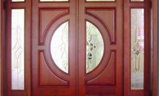 Bộ sưu tập một số mẫu cửa gỗ đẹp 4 cánh