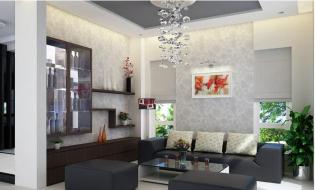 Lựa chọn phong cách để có không gian phòng khách đẹp