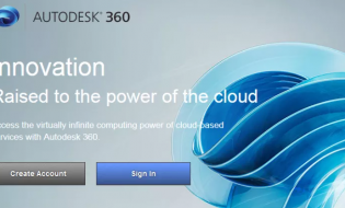 Chia sẽ, lưu trữ file và thiết kế với Autodesk 360