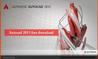 Autodesk AutoCAD 2015 (x86/x64) Download Now