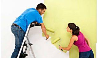 Tư vấn cách sơn, chọn sơn nhà để đạt hiệu quả thẩm mỹ và kinh tế