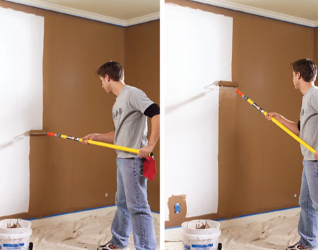 Which Color Paint Hides Imperfections Best