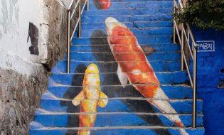 Nghệ thuật tạo nên những chiếc cầu thang đẹp nhất thế giới