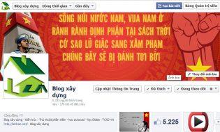 Giới thiệu những FanPage, Group (hội nhóm) Facebook của ngành xây dựng