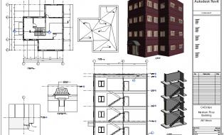 Học Revit Architecture 2014 – Phần 2 – Tạo chi tiết