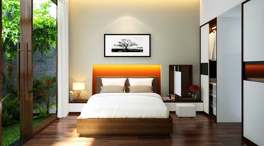 Những lưu ý quan trọng trong thiết kế phòng ngủ