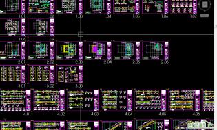 Full bản vẽ kết cấu biệt thự – Móng cọc ly tâm