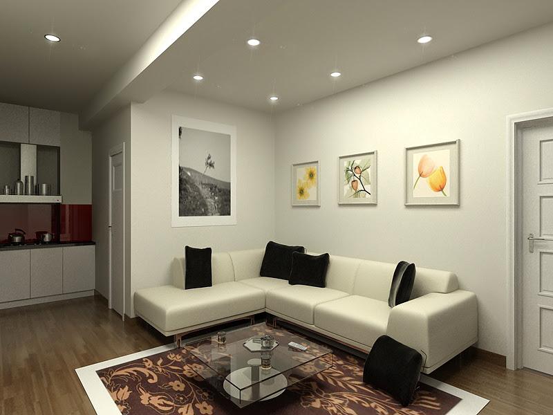 mẫu phòng khách đẹp 2017 đơn giản