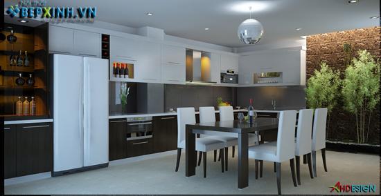 Những lưu ý để có một căn bếp đẹp