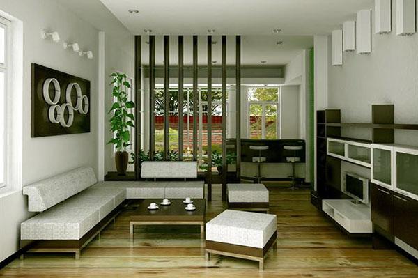 Thiết kế nội thất phòng khách đẹp2