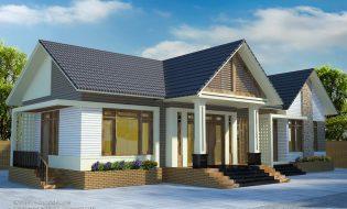 Nên lợp nhà bằng ngói xi măng màu hay ngói đất nung?