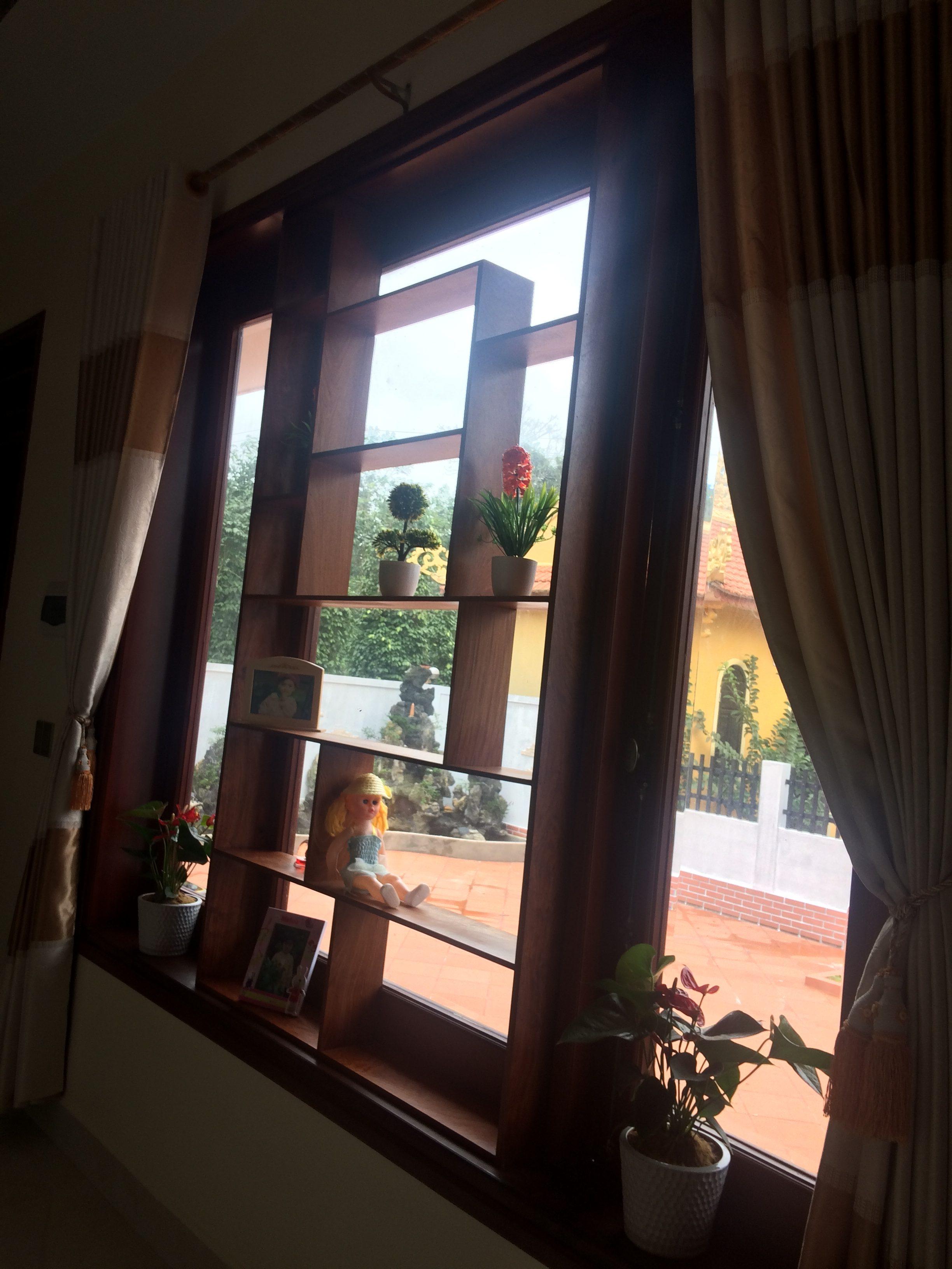 IMG 2358 e1495093794598 - Nhà cấp 4 mái thái 3 gian tuyệt đẹp với 3 phòng ngủ