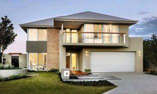 50 Mẫu thiết kế biệt thự / Nhà đẹp hiện đại theo phong cách phương tây