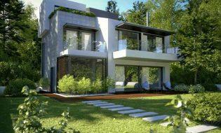 50 mẫu thiết kế nhà ở 2016 đẹp và sang trọng