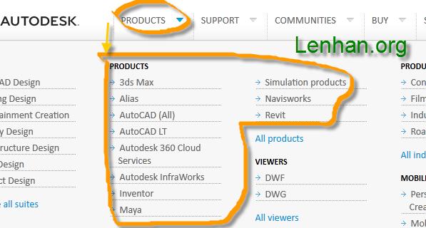phần mềm Autodesk
