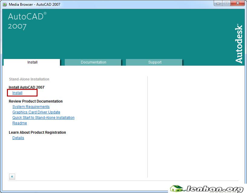 download autocad 2007