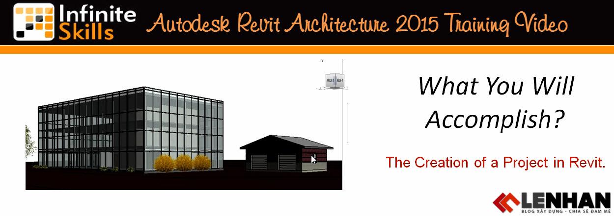 Autodesk Revit Architecture 2015 Training Video