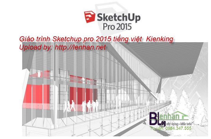 giao-trinh-sketchup-pro-2015-tieng-viet